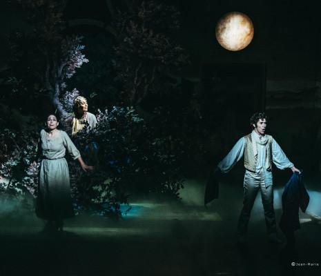 Rinat Shaham, Marianne Lambert & Julie Robard-Gendre - Cendrillon par Ezio Toffolutti