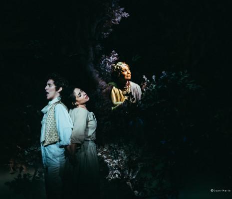 Rinat Shaham, Julie Robard-Gendre & Marianne Lambert - Cendrillon par Ezio Toffolutti