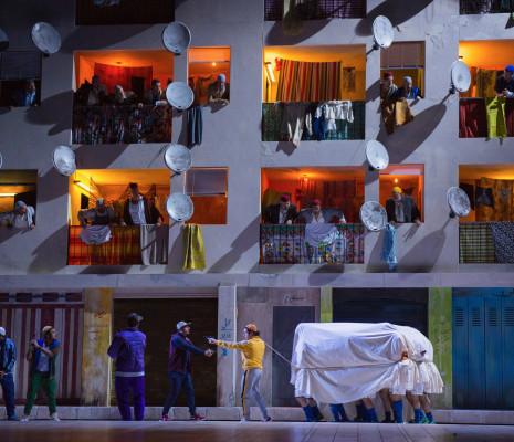 L'Italienne à Alger par Moshe Leiser, Patrice Caurier