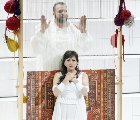 Tomasz Konieczny & Krassimira Stoyanova - L'Amour de Danaé par Alvis Hermanis