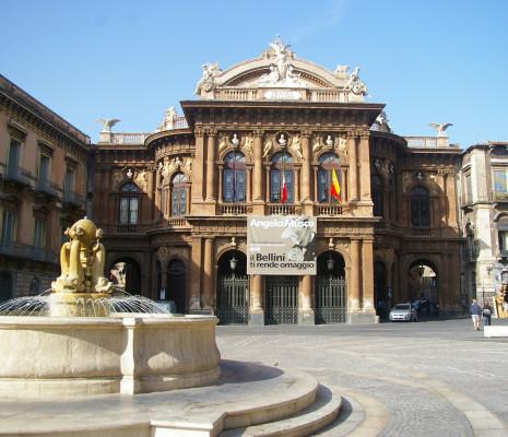 Théâtre Bellini de Catane