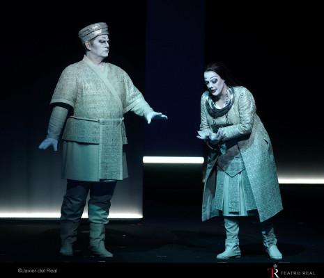 Gregory Kunde & Yolanda Auyanet - Turandot par Robert Wilson