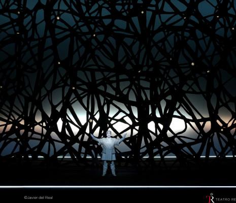 Gregory Kunde - Turandot par Robert Wilson