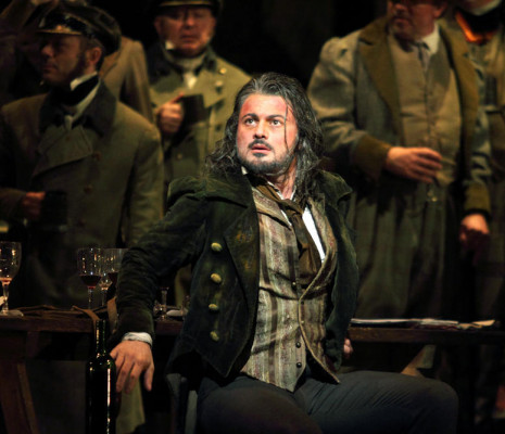 Vittorio Grigòlo - Les Contes d'Hoffmann par John Richard Schlesinger