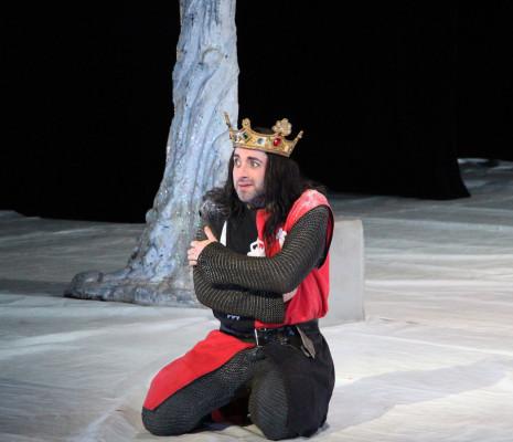 João Fernandes - King Arthur par Shirley et Dino