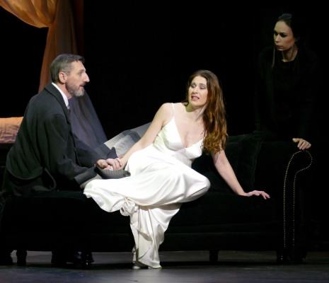 Antoine Garcin, Nicole Car & Carine Séchaye - La Traviata par Renée Auphan