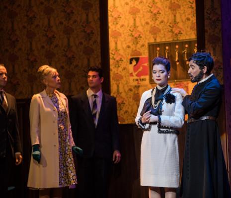 Héloïse Guinard et Mathias Vidal - Le Comte Ory par Pierre-Emmanuel Rousseau