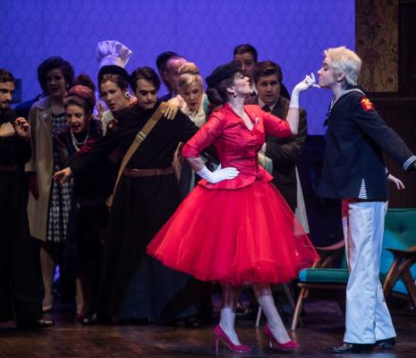 Perrine Madoeuf & Rachel Kelly - Le Comte Ory par Pierre-Emmanuel Rousseau