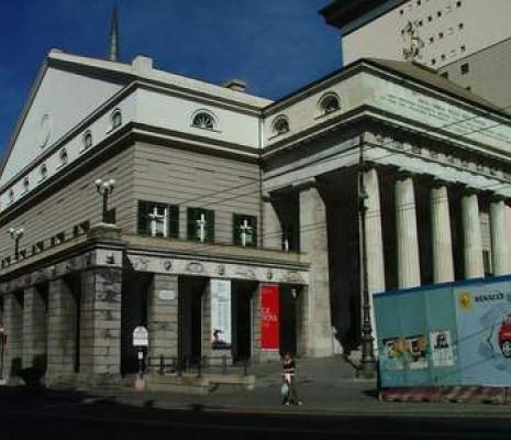Théâtre Carlo Felice de Gênes