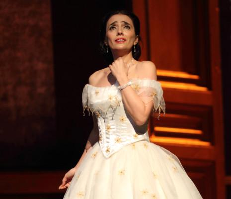 Ermonela Jaho - La Traviata par Richard Eyre