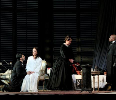 Charles Castronovo, Ermonela Jaho, Catherine Carby, Simon Shibambu - La Traviata par Richard Eyre