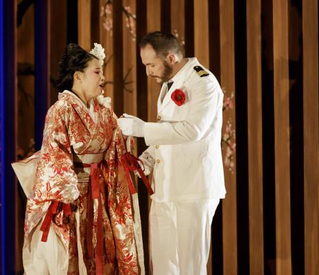 Noriko Urata & Antonel Boldan - Madame Butterfly par Pierre Thirion-Vallet