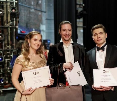 Mélissa Petit, Jérôme Boutillier & Ilya Kutyukhin