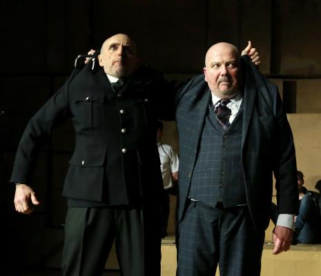 Robert Burt et Kraig Thornber - The Beggar's Opera par Robert Carsen