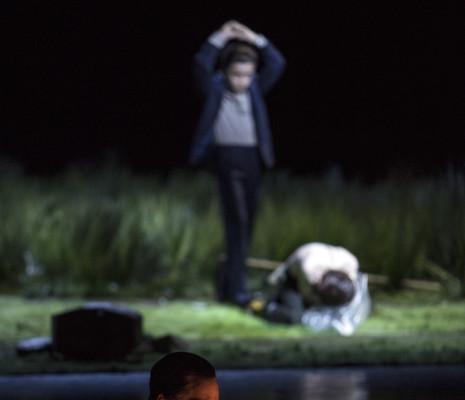 Robert Gleadow (Voce di Lucifero) - Il primo omicidio par Romeo Castellucci