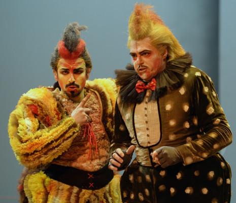 Enea Scala & Jean-François Lapointe - Falstaff par Jean-Louis Grinda