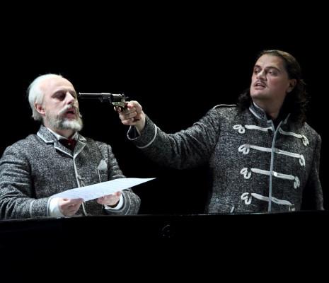 Vladimir Stoyanov & Aleksandrs Antonenko - La Dame de Pique par Stefan Herheim