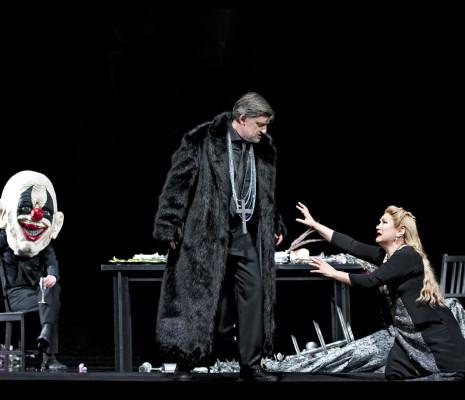 Jean Teitgen & Silvia Tro Santafé - La Joconde par Olivier Py