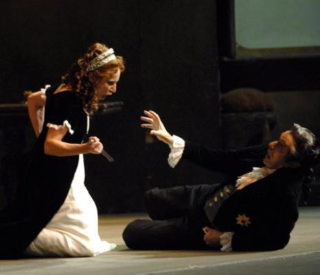 Nadja Michael & Ruggero Raimondi - Tosca par Boleslaw Barlog