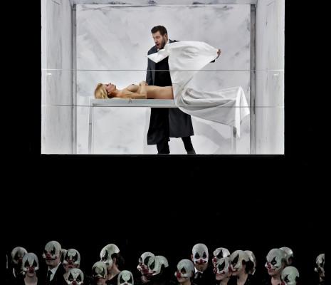 Andrea Carè - La Joconde par Olivier Py