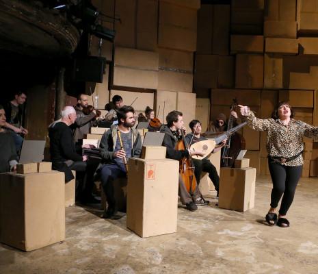 The Beggar's Opera par Robert Carsen
