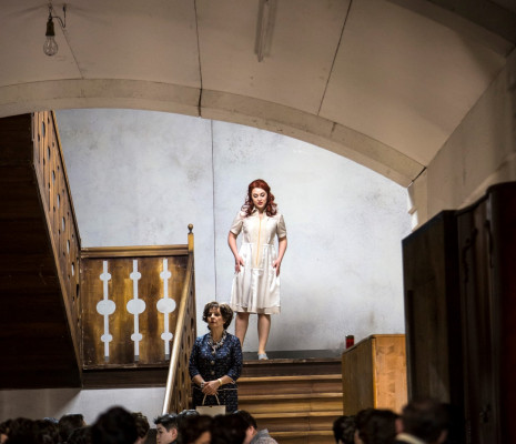 Helene Schneiderman & Venera Gimadieva - La Somnambule par Jossi Wieler, Sergio Morabito