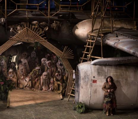 Italienne à Alger par David Hermann