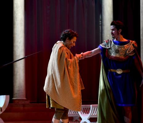 Amaya Dominguez & Jérémy Duffau - La Clémence de Titus par Christian Schiaretti