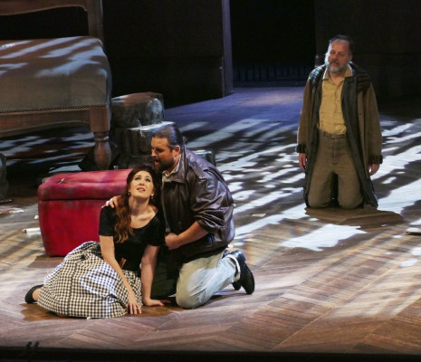Nicole Car, Jean-François Borras & Jean-Pierre Furlan - Faust par Nadine Duffaut