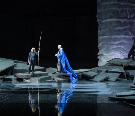 Petra Lang et Tómas Tómasson - Walkyrie par Dieter Dorn