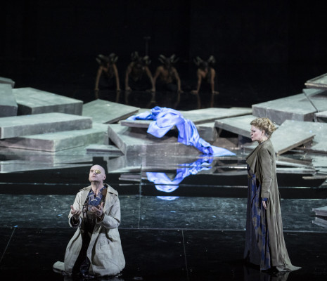Tómas Tómasson et Ruxandra Donose - Walkyrie par Dieter Dorn
