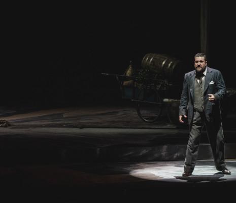 Devid Cecconi - Cavalleria Rusticana par Luigi de Gangi et Ugo Giacomazzi