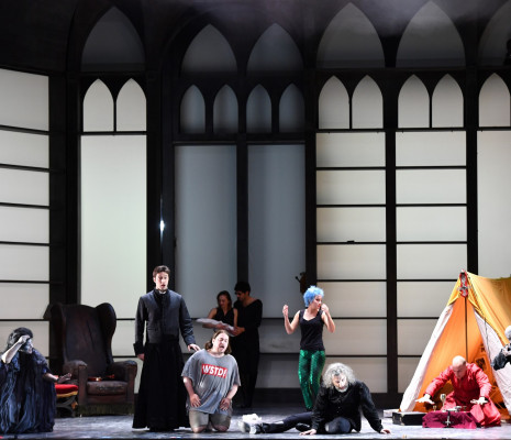 Don Pasquale par Valentin Schwarz