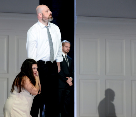 Kathryn Lewek, Peter Kálmán & Kristofer Lundin - Ariodante par Christof Loy