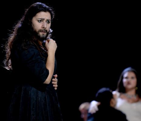Cecilia Bartoli - Ariodante par Christof Loy