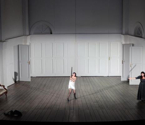 Sandrine Piau & Cecilia Bartoli - Ariodante par Christof Loy