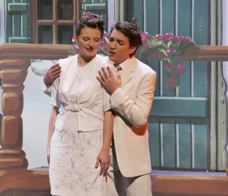 Charlotte Bonnet & Marc Larcher - L'Auberge du Cheval Blanc par Jack Gervais