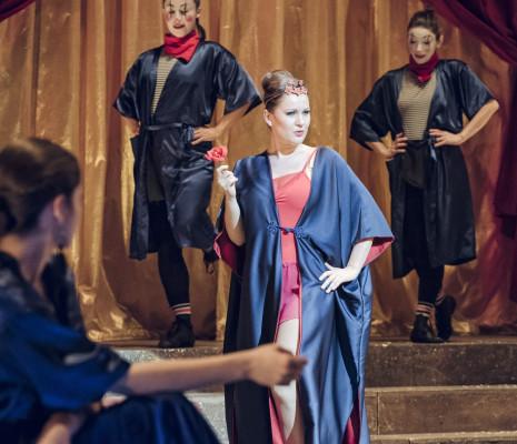 Éléonore Pancrazi - Carmen par Andrea Bernard