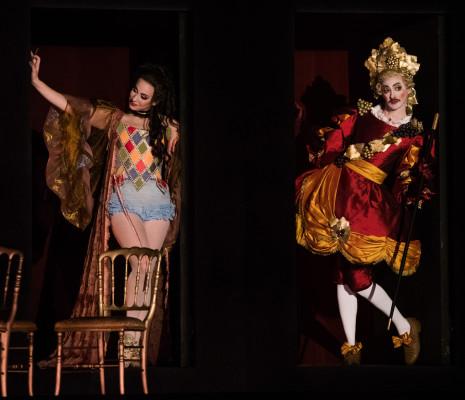 Elizabeth Sutphen & Manuel Nuñez Camelino - Ariane à Naxos par Michel Fau