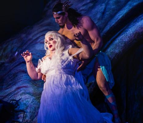 Catherine Hunold & Benjamin Kahan - Ariane à Naxos par Michel Fau