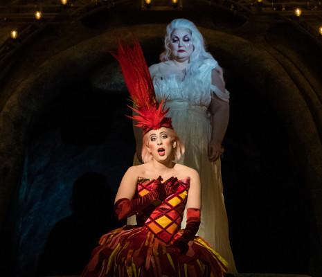 Elizabeth Sutphen & Catherine Hunold - Ariane à Naxos par Michel Fau