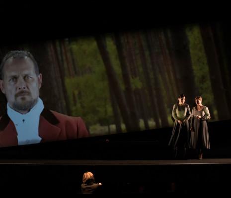Chiara Skerath & Johanni van Oostrum - Der Freischütz par Clément Debailleul, Raphaël Navarro