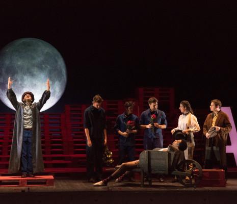 Le Monde de la lune par Marc Paquien