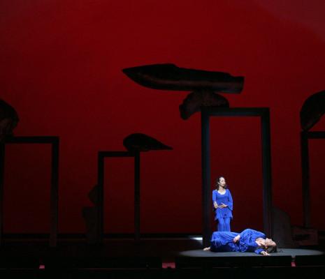 Perséphone mis en scène par Peter Sellars