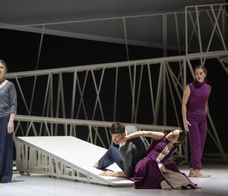 Orphée et Eurydice par Gabriela Gómez Abaitua