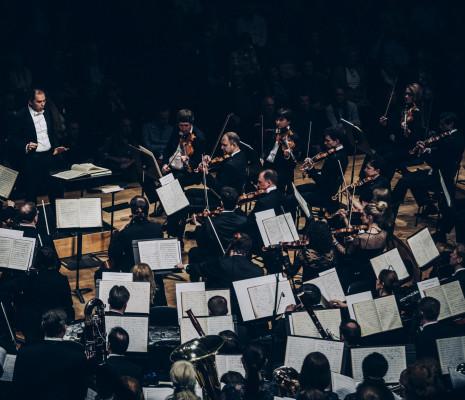 Tugan Sokhiev & l'Orchestre du Bolchoï