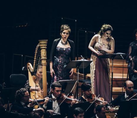 Anna Bondarevskaya & Dinara Alieva, Orchestre et Chœur du Théâtre Bolchoï