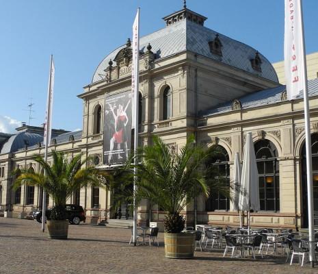 Palais des Festivals à Baden Baden