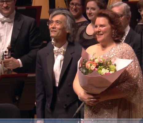 Marie-Nicole Lemieux & Kent Nagano