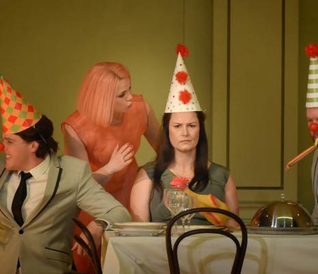 Olga Pudova & Camilla Nylund - Ariane à Naxos par Katie Mitchell